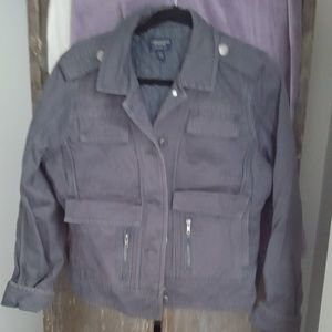 American eagle short winter jacket  large